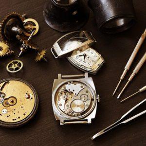 Все для ремонта часов и очков